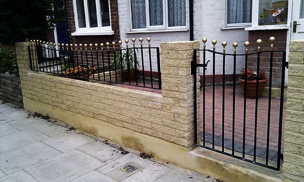 Image result for gates and railings